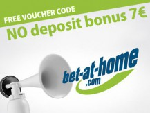 Get free bet-at-home voucher code 7€ no deposit bonus