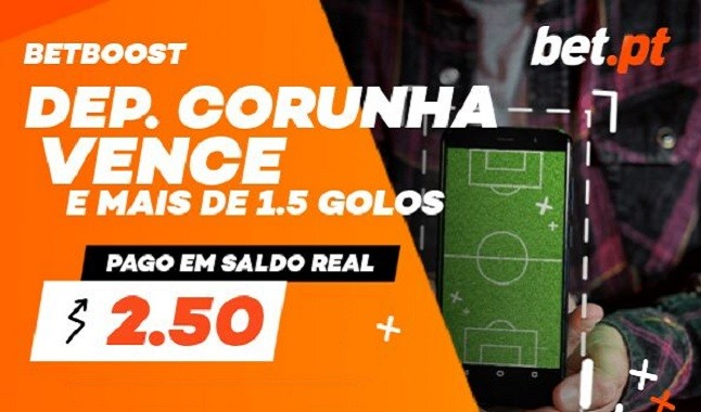 Odd alta para o Deportivo La Coruña vs Mallorca