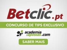 Concurso de Tips Betclic na Academia das Apostas