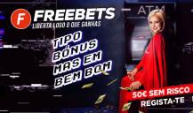 Freebet Betclic - até 50€ com a Academia
