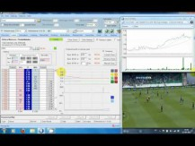 Betfair trading Betis X Mallorca 11-09-11