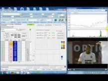 Betfair Trading Paços de Ferreira X Sporting 10-09-11