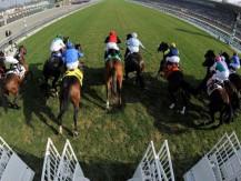Apostas ao vivo em corridas de cavalos: obtém uma vantagem