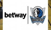 Betway partners with Dallas Mavericks