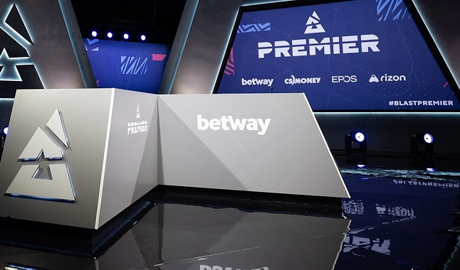 Betway and Blast Premier to maintain partnership in eSports league