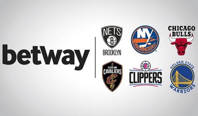 Betway closes sponsorship with NBA and NHL teams