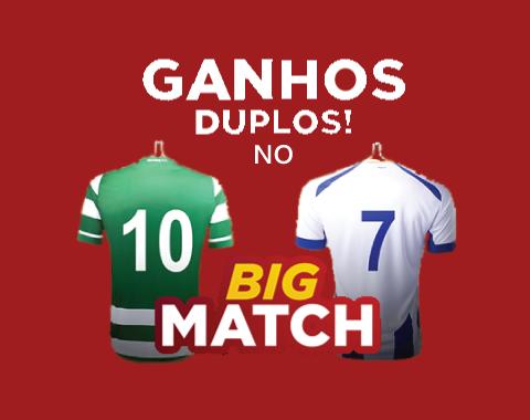 Big Match - Sporting vs FC Porto