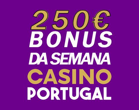 Casino PT – Ganha 250€ em bónus