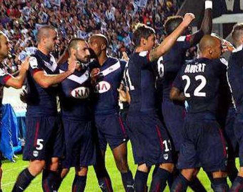 Análise do jogo da Ligue 1: Bordéus vs Évian (19 Setembro 2014)