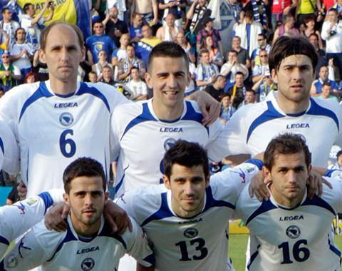 Os jogadores chave da Seleção da Bósnia e Herzegovina: análise e avaliação
