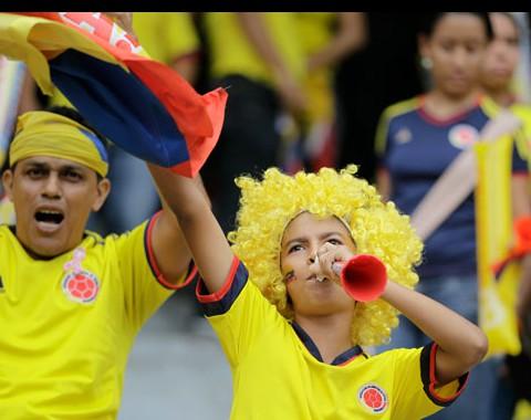 Brasil vs Colômbia: o maior prémio que vais encontrar ao apostar em qualquer uma destas equipas