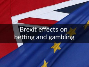 How will Brexit effects the online betting and gambling sector