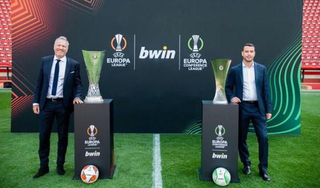 Bwin torna-se o primeiro patrocínio de apostas da UEFA