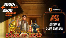 Ganha a Slot Grande do Casino Betano