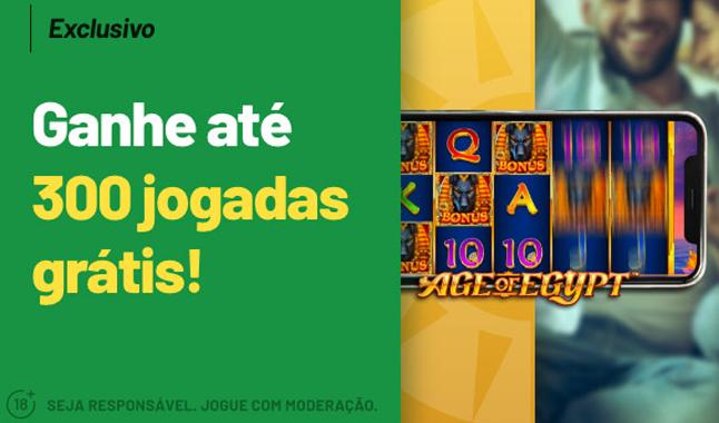 Ganha até 300 jogadas grátis no Casino Solverde