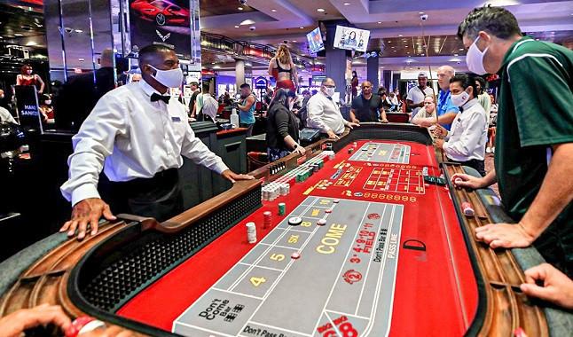 Casinos will reopen in New York