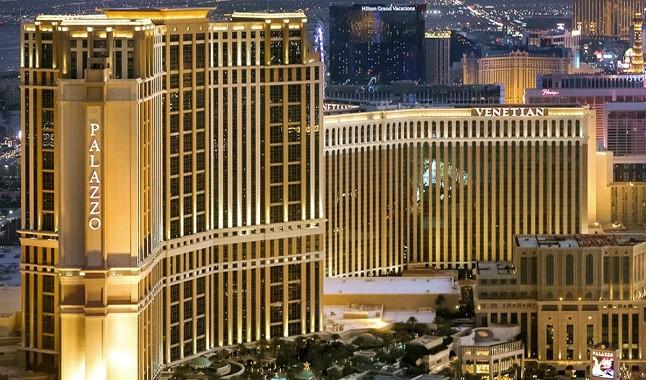 Casinos Palazzo e Venetian estão à venda