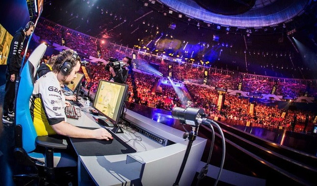 ESports market has projections of global growth in the coming years