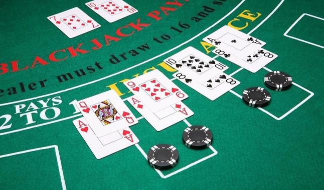 "Como ""dividir"" no Blackjack"