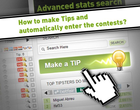 How to make Tips and enter the Academy contests?