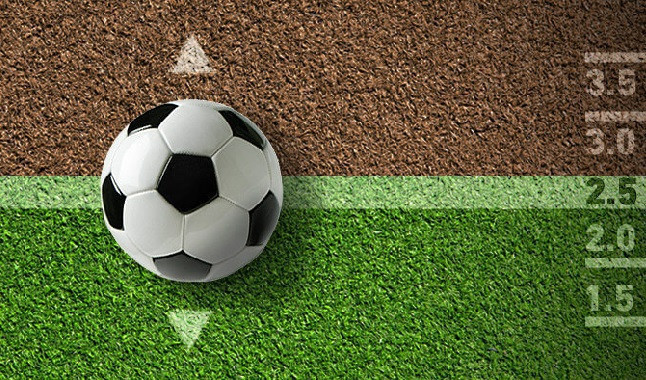 How do the over and under goals markets work in betting?