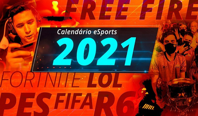2021 eSports competitions