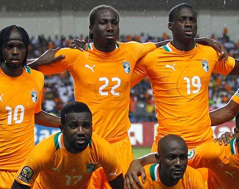 Análise à Seleção da Costa do Marfim de Yaya Toure, Didier Drogba e Gervinho