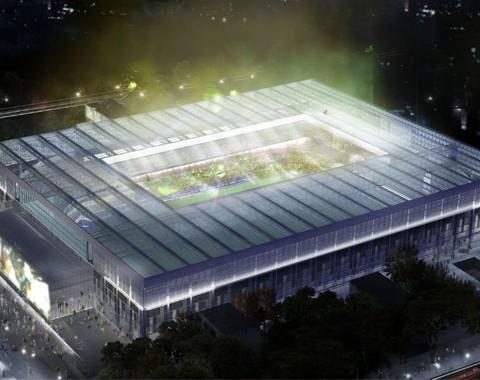 Arena da Baixada, Curitiba - Estádios do Mundial Brasil 2014