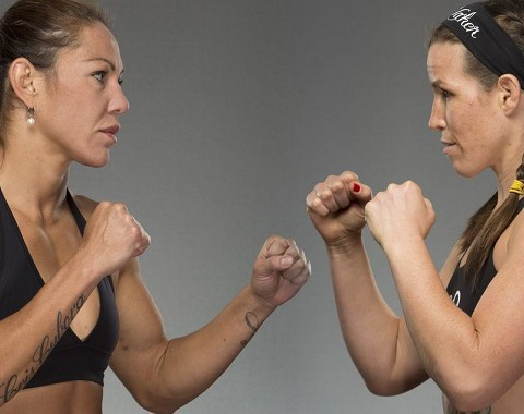 Preview: Cris Cyborg vs Leslie Smith (UFC - 14th MAy, 2016)