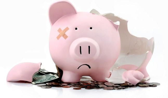 Decisões erradas que levam à quebra de banca