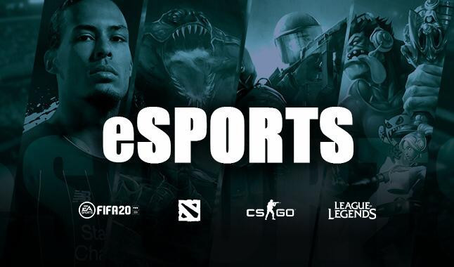 eSports Betting: Monday 12/10/20