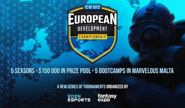 Eden Esports Announces European Development Championship
