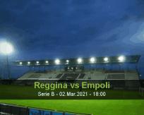 Reggina Empoli betting prediction (02 March 2021)
