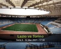 Lazio Torino betting prediction (02 March 2021)