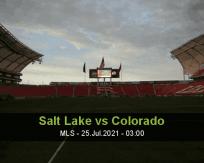Salt Lake vs Colorado