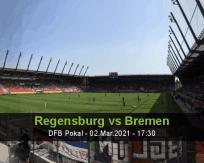 Regensburg Bremen betting prediction (02 March 2021)