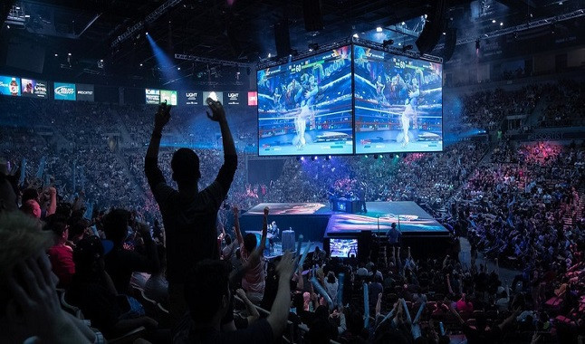 eSports with billion dollar projections for the coming years