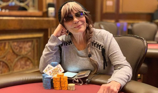 Poker Star: Barbara Enright