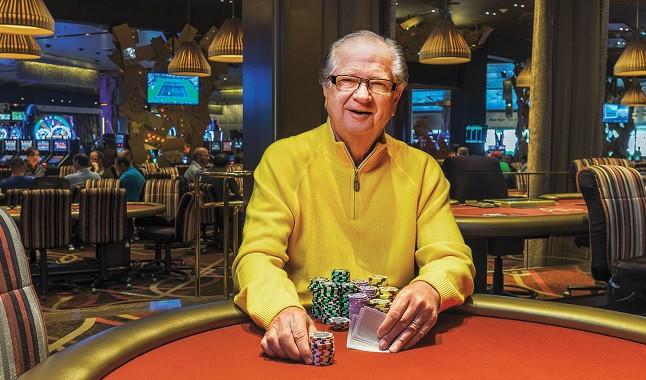 Poker Star: Billy Baxter