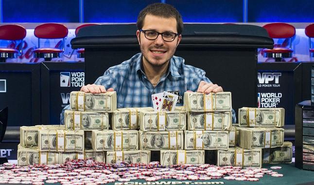 Estrela do Poker: Dan Smith