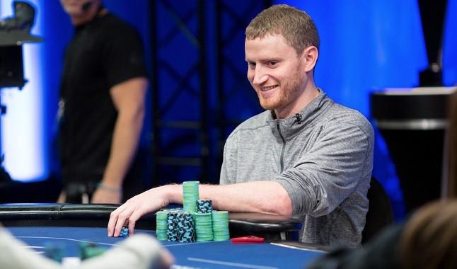 Estrela do Poker: David Peters