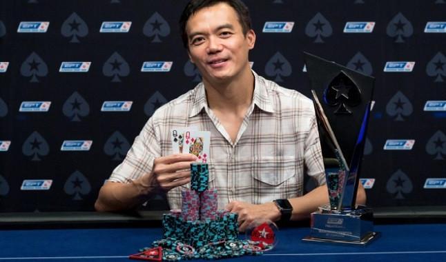 Estrela do Poker: John Juanda