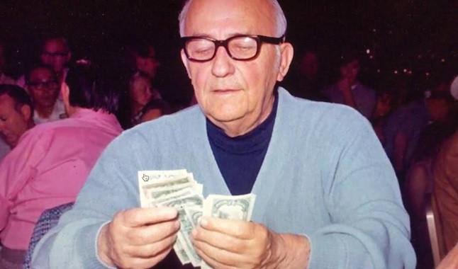 Estrela do Poker: Johnny Moss