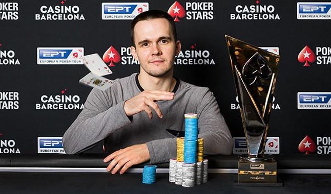 Poker Star: Mikita Badziakouski