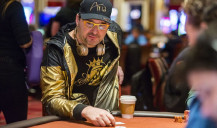 Poker star: Phil Hellmuth