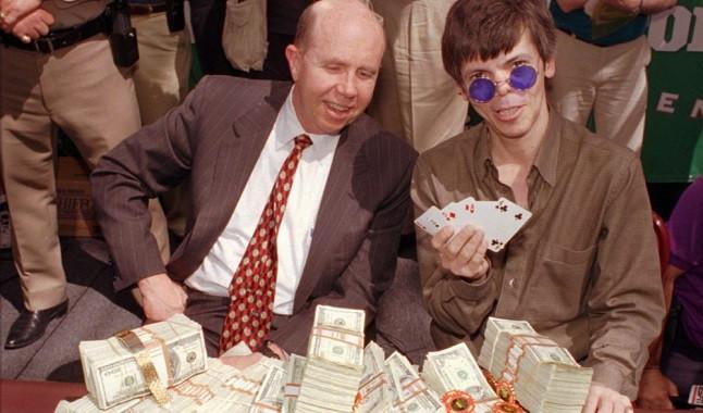 Estrela do Poker: Stu Ungar