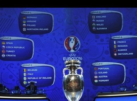 Onde apostar durante o Europeu 2016 de França?