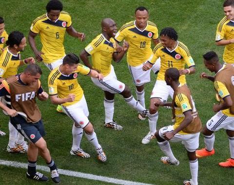 Japão vs Colômbia: mais festejos sul americanos?