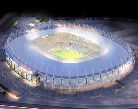 Estádio Castelão, Fortaleza - Estádios do Mundial Brasil 2014