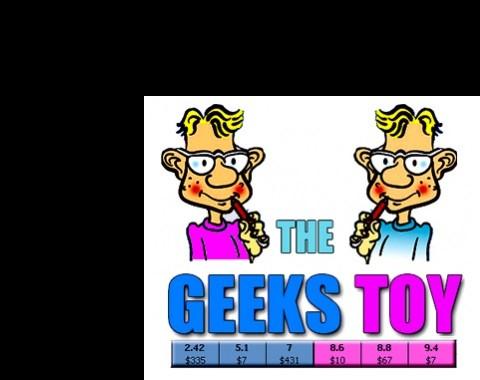 Promoção especial Geeks Toy - 6 Meses de teste gratuito para novos utilizadores